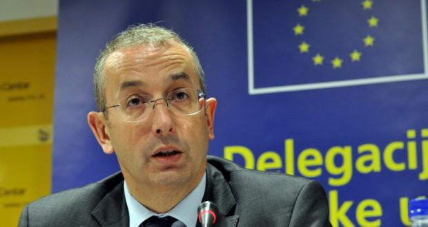 Majkl Davenport, šef delegacije EU u Srbiji