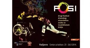 Drugi festival dramskog stvaralaštva osoba sa invaliditetom Srbije - FOSI