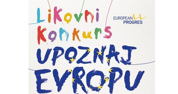 Likovni konkurs za kalendar programa Evropski PROGRES