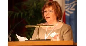 Terez Marfi (Therese Murphy), šefica Operativnog sektora u Evropskom institutu za rodnu ravnopravnost (EIGE)