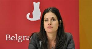 Nevena Dičić Kostić, pravnica Beogradskog centra za ljudska prava/Foto: mc.rs