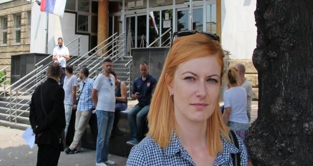 Bojana Jovanović (foto: Jelena Vasić, KRIK)