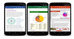 Microsoft Office android aplikacija