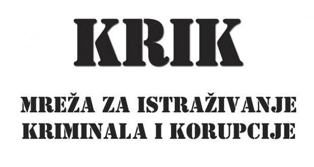 Mreža za istraživanje kriminala i korupcije - KRIK)