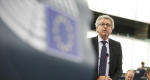 Izvestilacza budžet Jose Manuel Fernandes (EPP, Portugal)/Foto: European Parliament   Audiovisual Services for Media