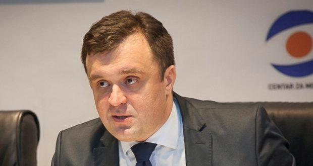 Zlatko Vujović, predsednik Centra za monitoring i istraživanje CeMI/ Foto: prcentar.me